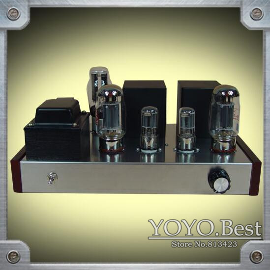 Douk Audio Masterpiece Handmade KT88 Valve amp Single-ended Class A Tube Amplifier Finished Product Power 16*2W Support 110~240V douk audio latest appj assembled fu32 single ended class a tube amplifier audio power amp board hifi diyer free shipping