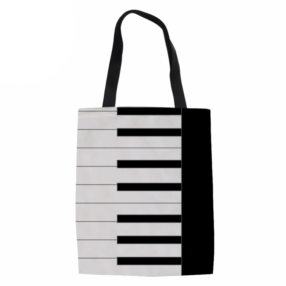 Buy tote bag musical and get free shipping on AliExpress.com a021b9d2e73a7