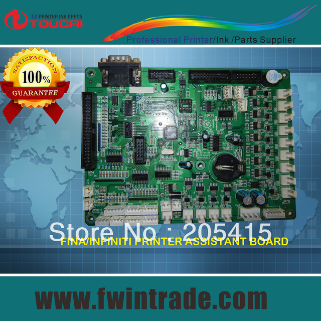 Fina320SW Assistant Board