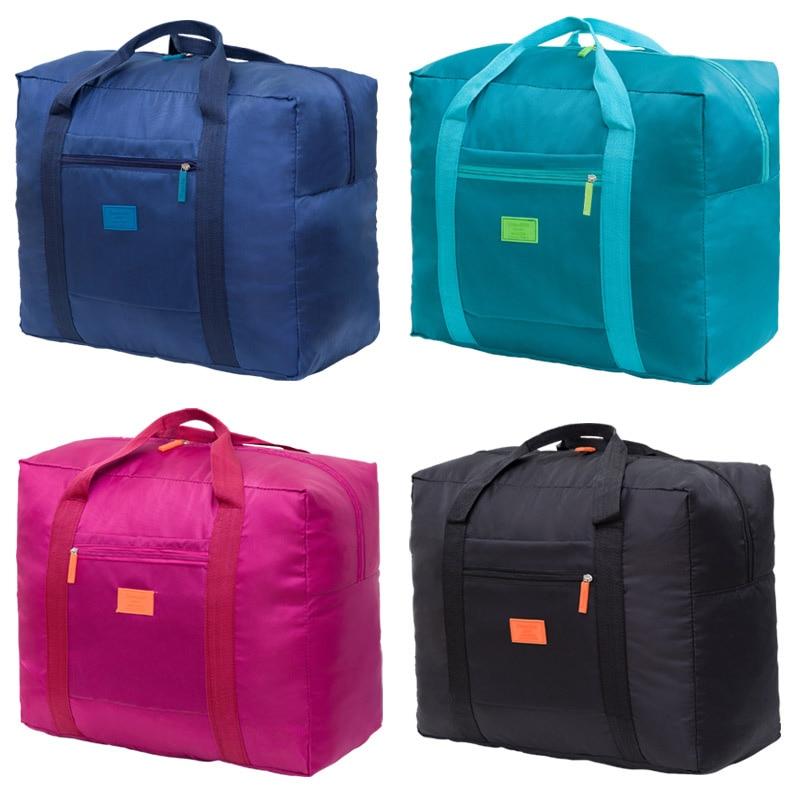 IUX New Fashion Travel Veske vanntett Unisex Travel Handbags Kvinner - Bagasje og reiseposer - Bilde 6