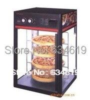Пицца потепления дисплею, пиццы вращающийся дисплей витрина, горячая пицца потепление кабинет производителя оптом