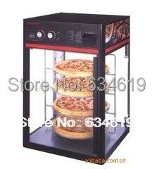 Pizza warming displayer, Pizza rotating display showcase, hot ...
