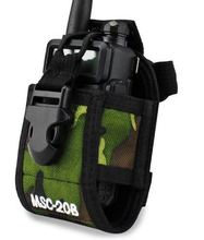 Interphone protective jacket MSC-20B camouflage nylon hand-held intercom universal dust proof and fall