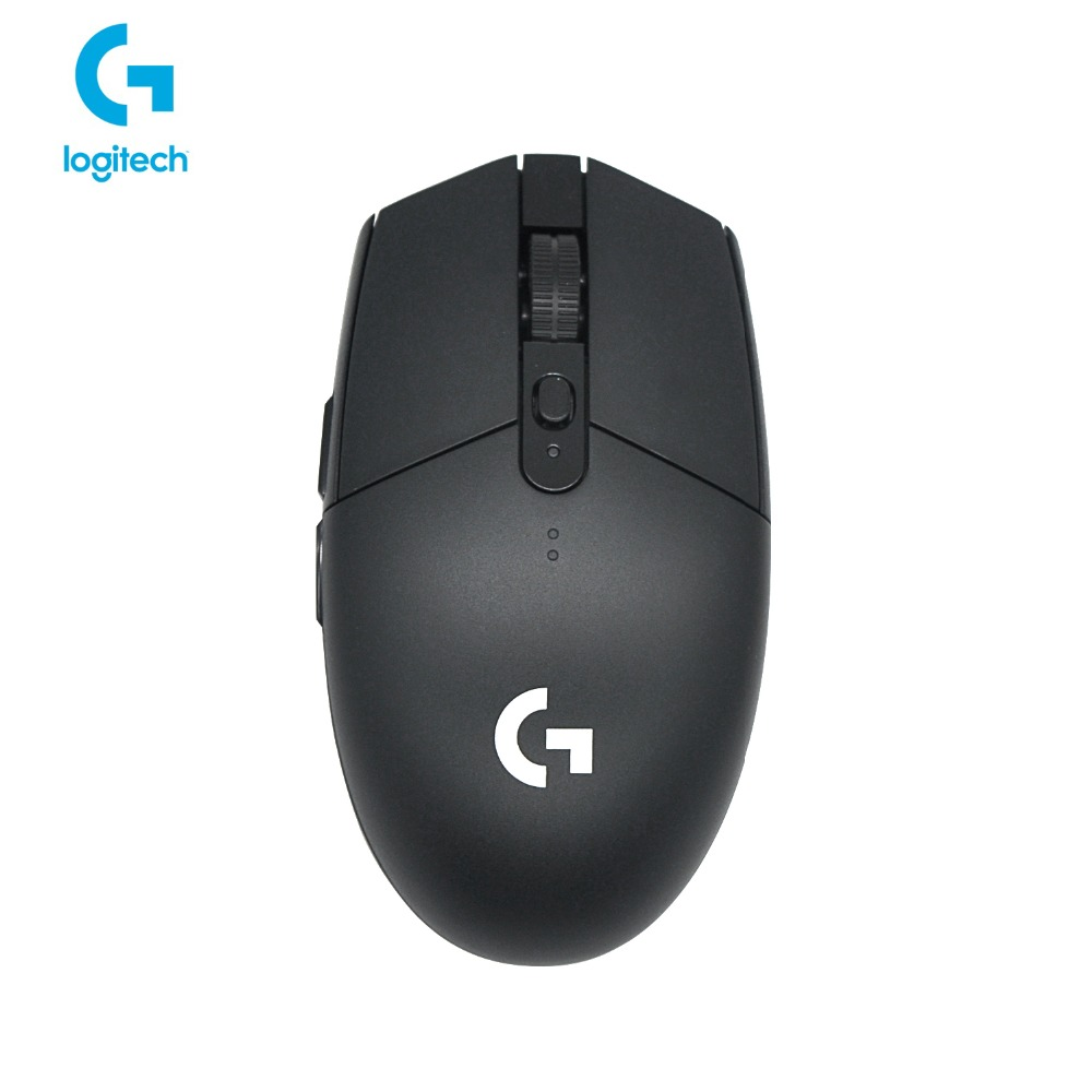 купить New product! logitech G304 gaming Mouse Wireless connections 5AA Battery powered CSGO PUBG Professional player choice по цене 3552.87 рублей