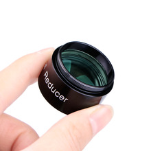 1.25″ Focal Reducer x 0.5 for Astronomy Telescope Monocular Binoculars Eyepiece Photography & Observing Focal Reducer F9154