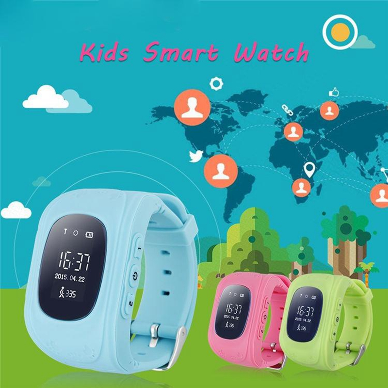 ФОТО Q50 GPS Smart Kid Safe smart Watch SOS Call Location Finder Locator Tracker for Child Anti Lost Monitor