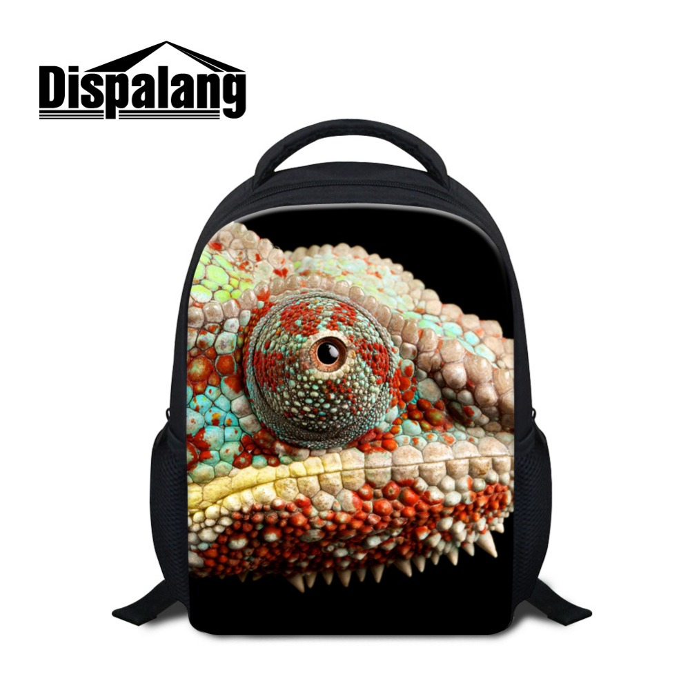 Cool Animal patterns School Bags for Kids Small Backpack for Children Kids Kindergarten Back Pack stylish Day Pack for Girls