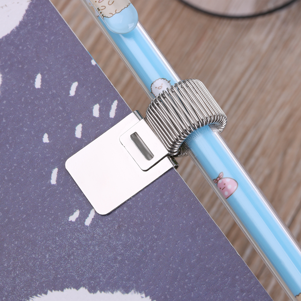 1 предмет одноместный/двухместный/тройной отверстие металлическая пружина для ручек держатель с зажимом для кармана врач-медсестра форма подставки для ручек, офисные и школьные принадлежности