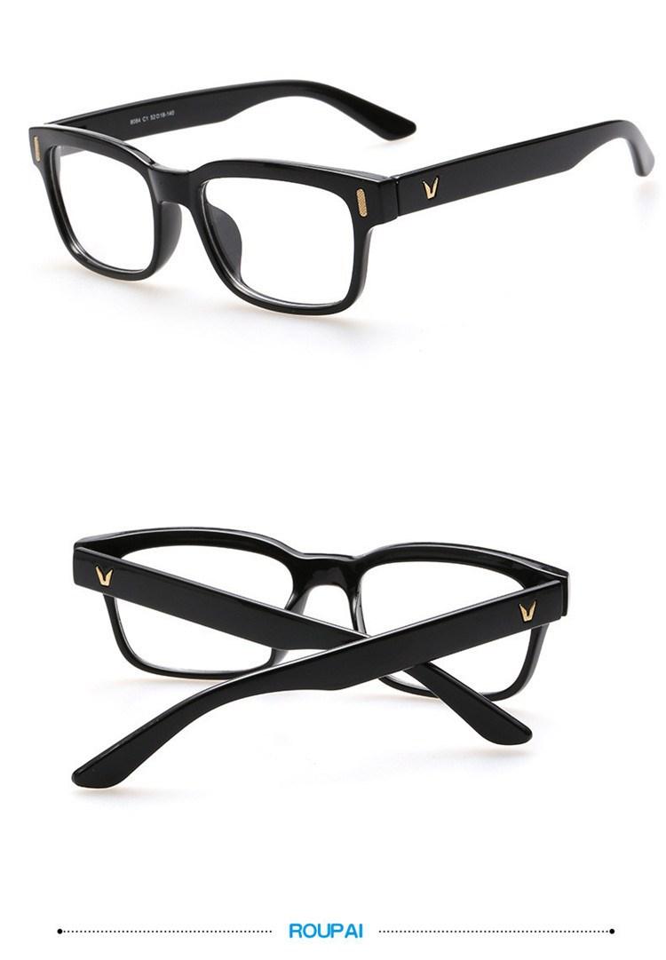 Vintage Brand Design Grade Eyewear eyeglass frames Eyeglasses Eye Glasses Frames For Women Plain optical mirror spectacle frame (14)