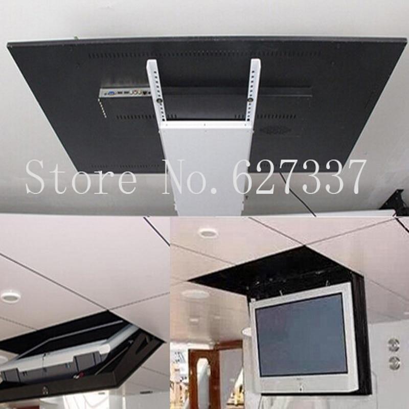 Motorized Flip Down TV Ceiling Mount
