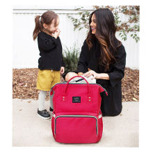 Fashion Mommy Diaper Backpack – Fashionable Large Capacity Baby Nappy Bag for Mom and Dad