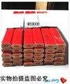 Деревообрабатывающий карандаш с красным сердечником  толстый карандаш для пополнения  50 шт.  бесплатная доставка