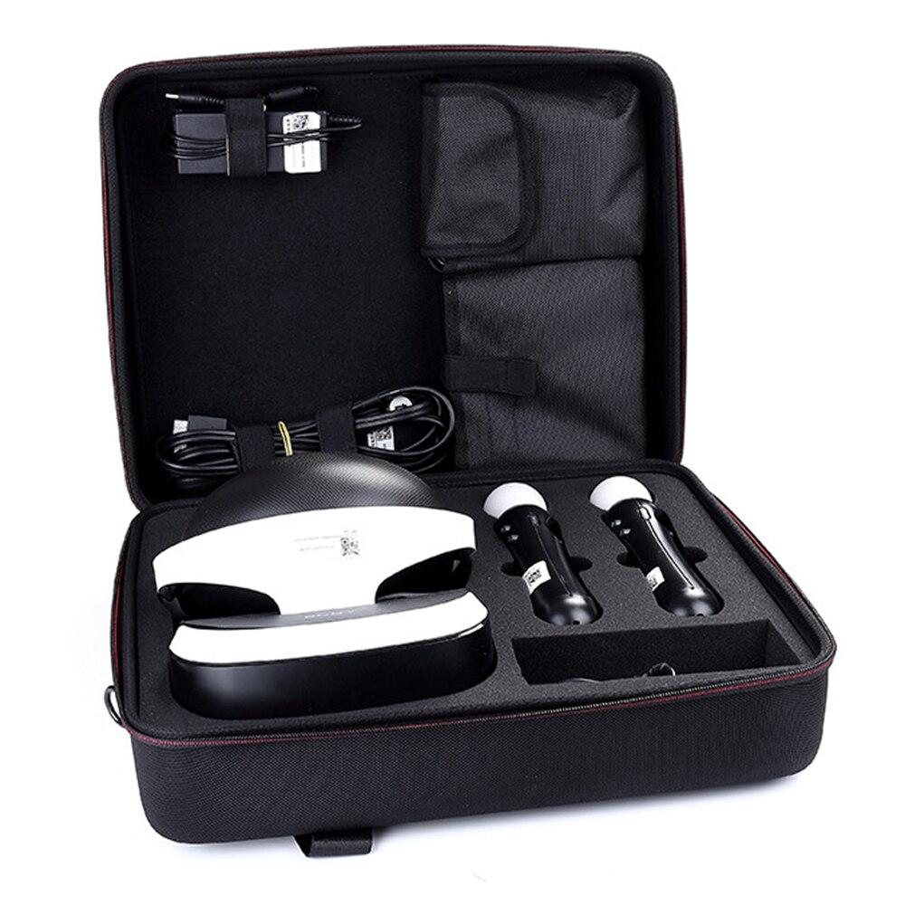 Nouveau Bax haut de stockage pour Sony PlayStation VR & PS4 voyage Gadget organisateur sac à dos pour PS VR, PS4 Console de jeu et accessoires