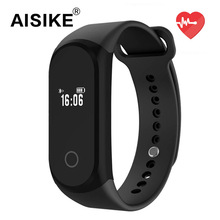 Smart Band Smartband A16 Heart Rate Bracelet Fitness Tracker Pedometer Inteligente Banda Pulsera Bluetooth Watch For IOS Android