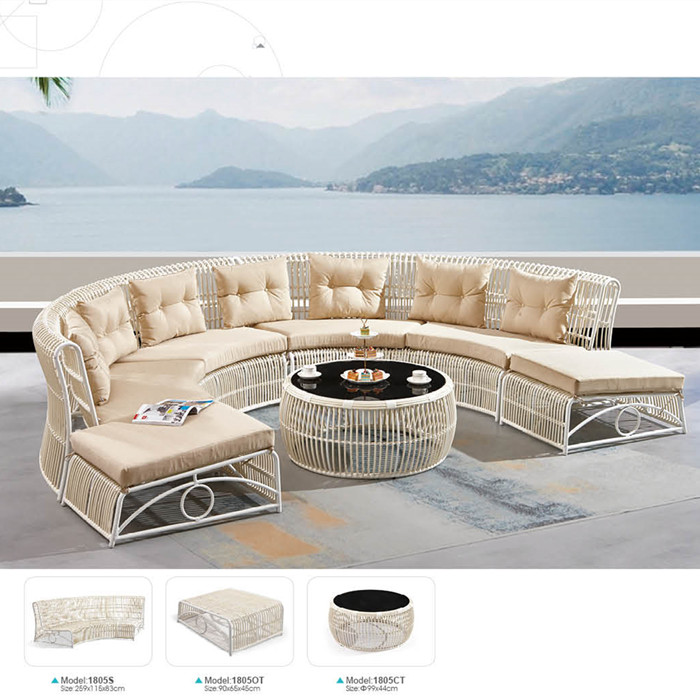 Peachy Us 925 0 Garden Furniture Sofa Rattan Corner Sofa Set With Cushion Covers In Garden Sofas From Furniture On Aliexpress Pabps2019 Chair Design Images Pabps2019Com