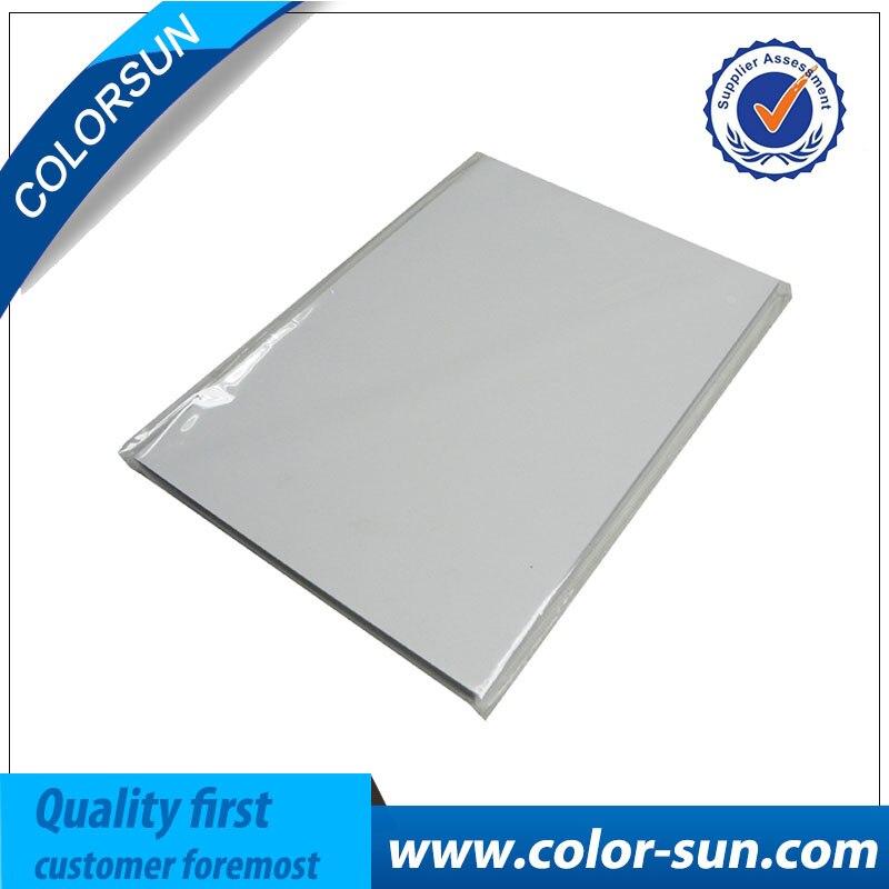 100 Pcs Printable Inkjet Sublimation Heat Transfer Paper For Mug / Phone  Case/ Plates Heat