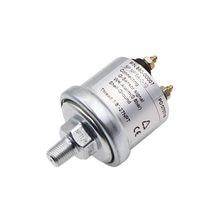 NPT-1/8 & M10 Mechanische Öldruck Sensor Mit Warnung Kontaktieren 0 ~ 10 Bar/0 ~ 5 bar für Auto Boot Öl Manometer Sender
