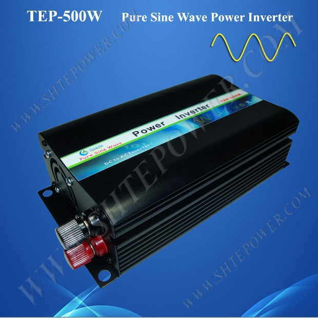 цена на dc 48v to ac 100v 110v 120v 220v 230v 240v off-grid pure sine 500w solar micro inverter