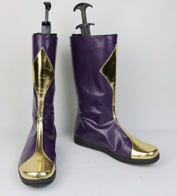 Code Geass Zero Lelouch Cosplay Shoes Boots