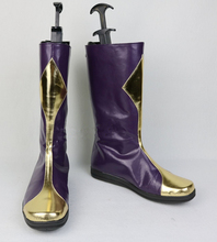 Code Geass Zero Lelouch Cosplay Shoes Boots