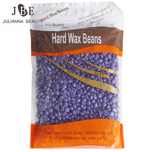 1 X 300g Depilatory Wax Hair Removal Wax Warmer Fruit Flavor Road Beauty Salon Special Painless Underarm Shaving Lavender Taste