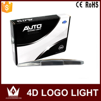 Night Lord For Chevrolet 4D Car Emblem Light Lamp 4D Led Rear Badge Sticker Light 17