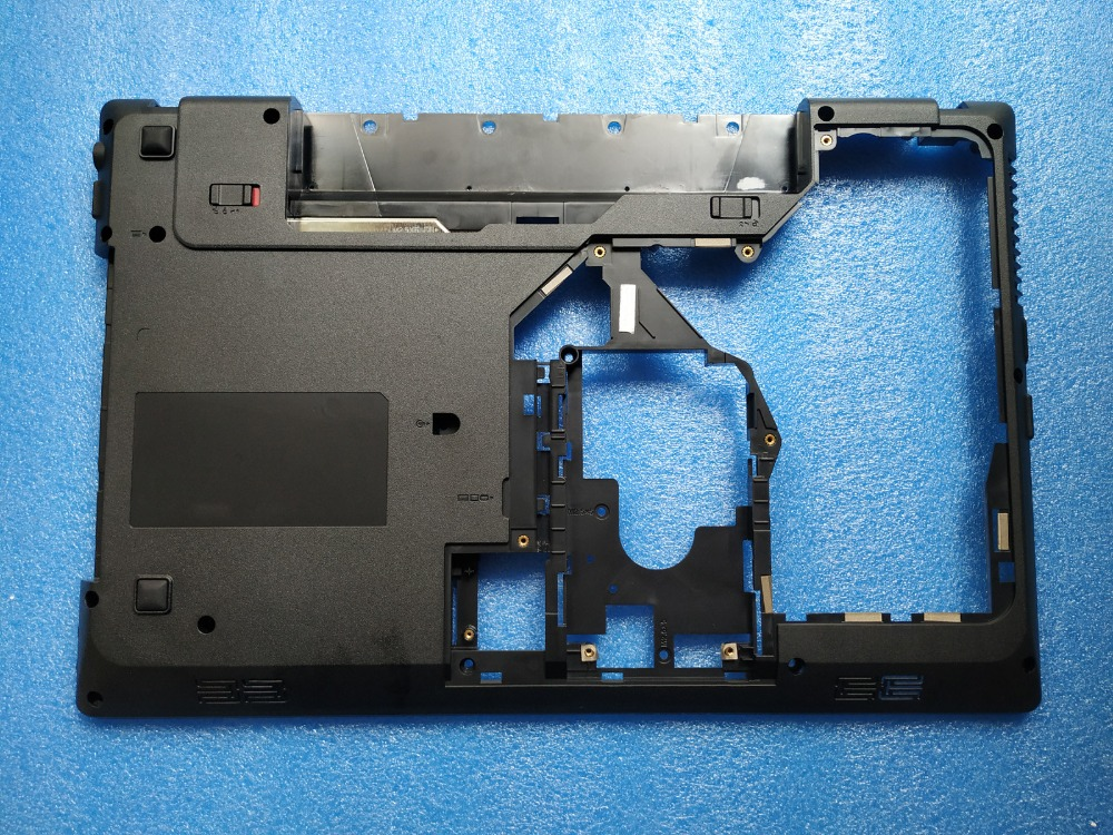 New Original for <font><b>Lenovo</b></font> ThinkPad <font><b>G570</b></font> G575 Bottom Lower Case Base Cover without HDMI Port Parts image