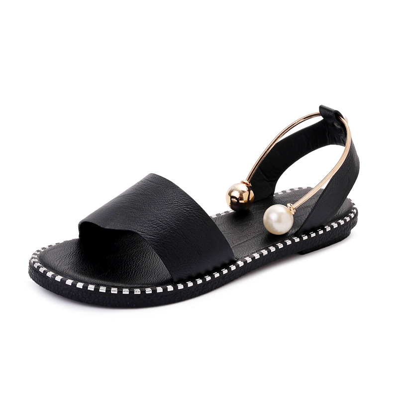 2018 Women Sandals Summer Fashion Female Sandals Flat Shoes Bohemia Causal Women Shoes