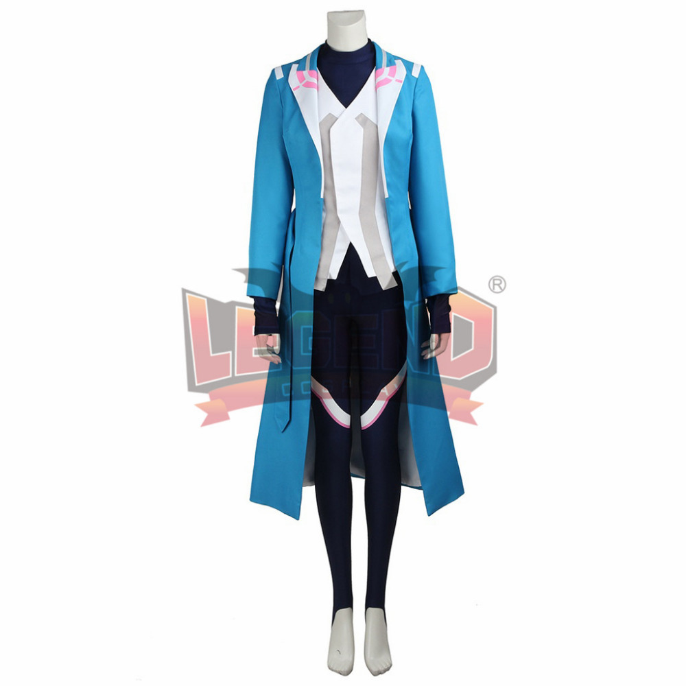Pokemon Cosplay Pokemon GO Pokemon Pocket Monster Blanche Team Mystic Cosplay Costume Suit All Size custom made full set