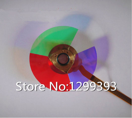 Projector color wheel for  Infocus  LP650  Free shipping projector color wheel for optoma dm13 dm15