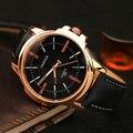 Yazole reloj 2017 reloj de los hombres de primeras marcas de lujo famoso reloj masculino reloj de cuarzo hodinky cuarzo reloj relogio masculino