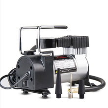 DC 12V Car Electric Inflator Pump Single-cylinder Auto Tire Air Compressor with Tyre Pressure Monitor все цены