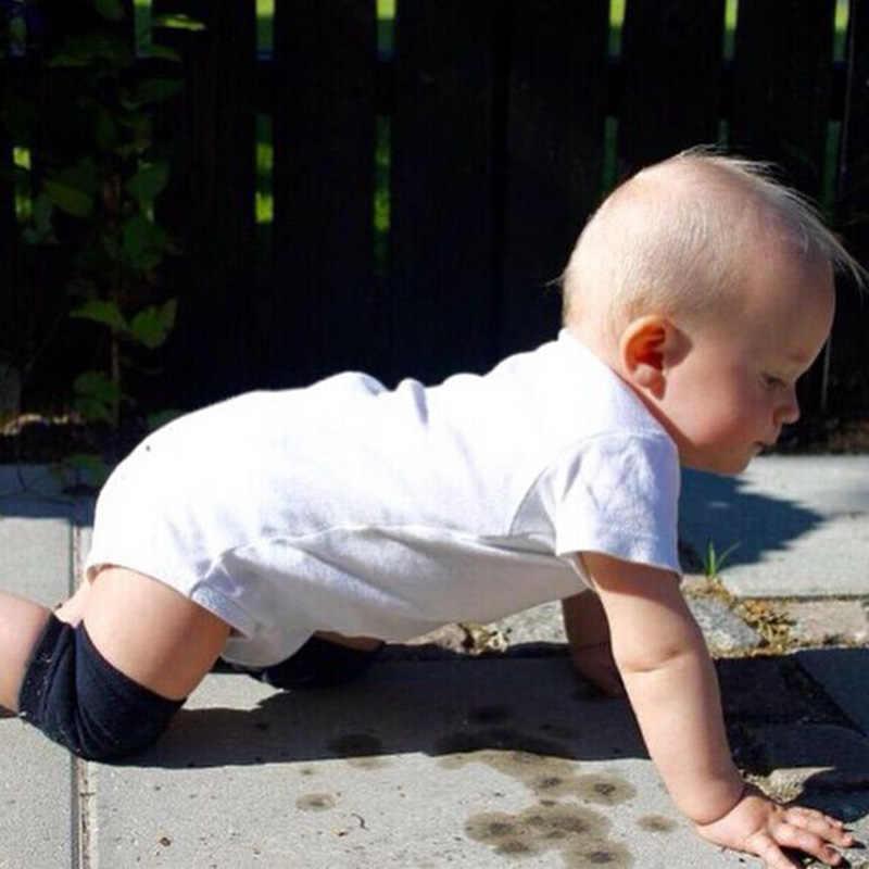 Baby knie pads halb latex abgabe gekämmte baumwolle baby crawl ring für alle jahreszeiten