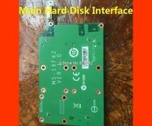 Interfaz de disco duro principal y interfaz de disco duro para MSI MS 16F2 MS 16F3 MS 16F4 MS 1761 MS 1762 MS 1763 MS 16F42 98% nuevo
