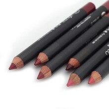 Функциональная королевы косметические многоцветный партия бровей pen губ карандаш красочные макияж