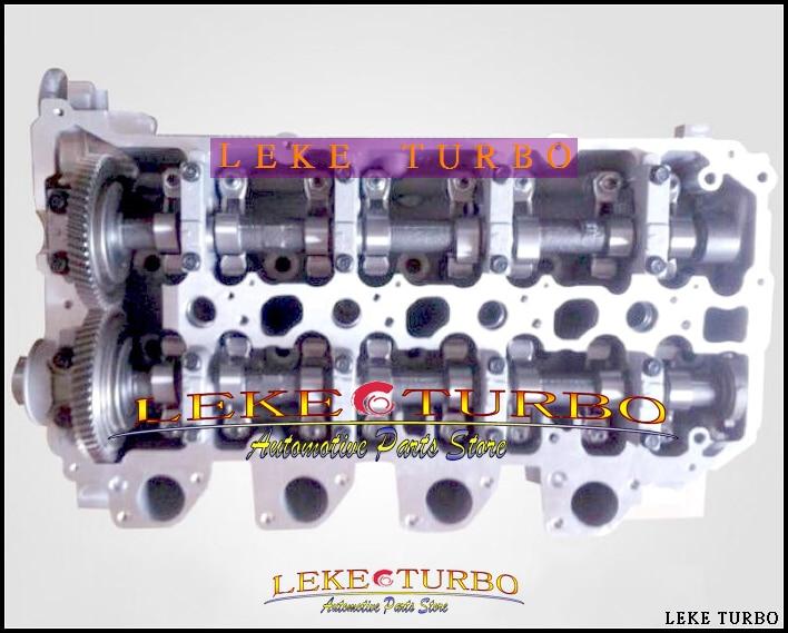 4D56U Complete Cylinder Head Assembly ASSY 1005A560 1005B452 1005B453 DOHC 16v For Mitsubishi L200 CR Triton Strada Pajero Sport защита кпп автоброня 111 04047 1 mitsubishi l200 2015 mitsubishi pajero sport 2016 2 4d 3 0