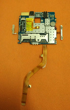 Used Original mainboard 1G RAM+8G ROM Motherboard for F7 MTK6582 Quad Core 5.0Inch QHD 960×540 Free shipping
