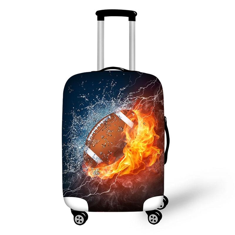 modni uzorci prtljage Elastični zaštitni poklopci od kovčega s - Putni pribor