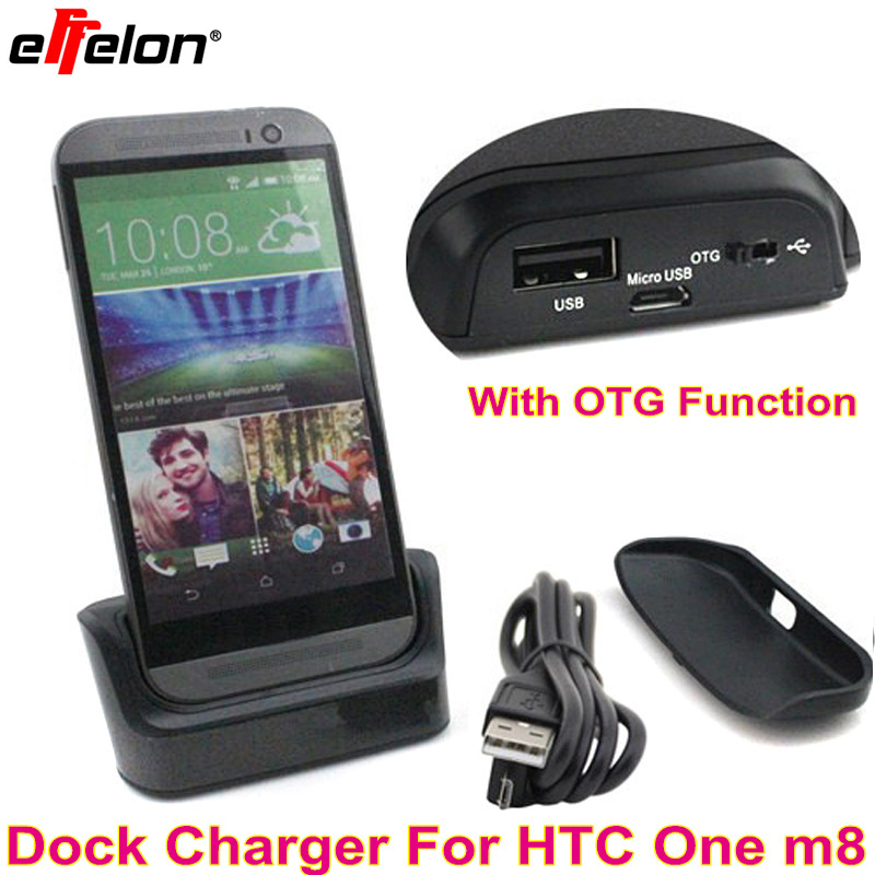 Aliexpress.com : Buy Effelon High Quality USB Charge Dock for HTC ONE M8 with OTG Phone Charge Dock Station from Reliable usb charging dock ...