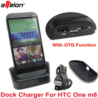 High Quality USB Charge Dock For HTC ONE M8 With OTG