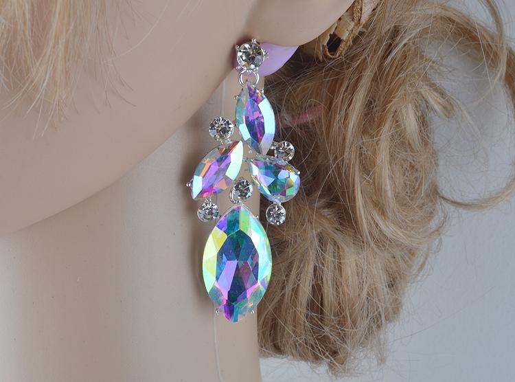 AB earrings Women Earring 8