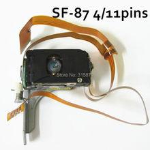 Original New SF 87 for Car CD Optical Laser Pickup SF87 SF 87 4/11Pins