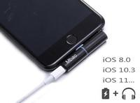 Opladen Audio Adapter Converter Voor iphone 8X3.5mm oortelefoon Aux Jack hoofdtelefoon voor iPhone 7 Plus om Charger Muziek