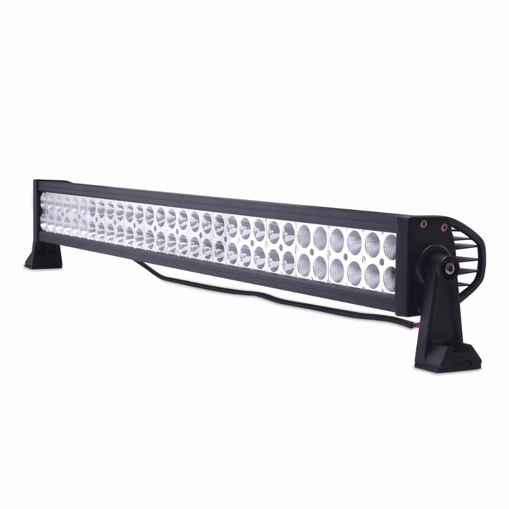 32Inch 180W LED Light Bar Off Road Work Working Driving Light 12V For Jeep Wrangler Truck Tractor 4WD 4X4 SUV Automobile