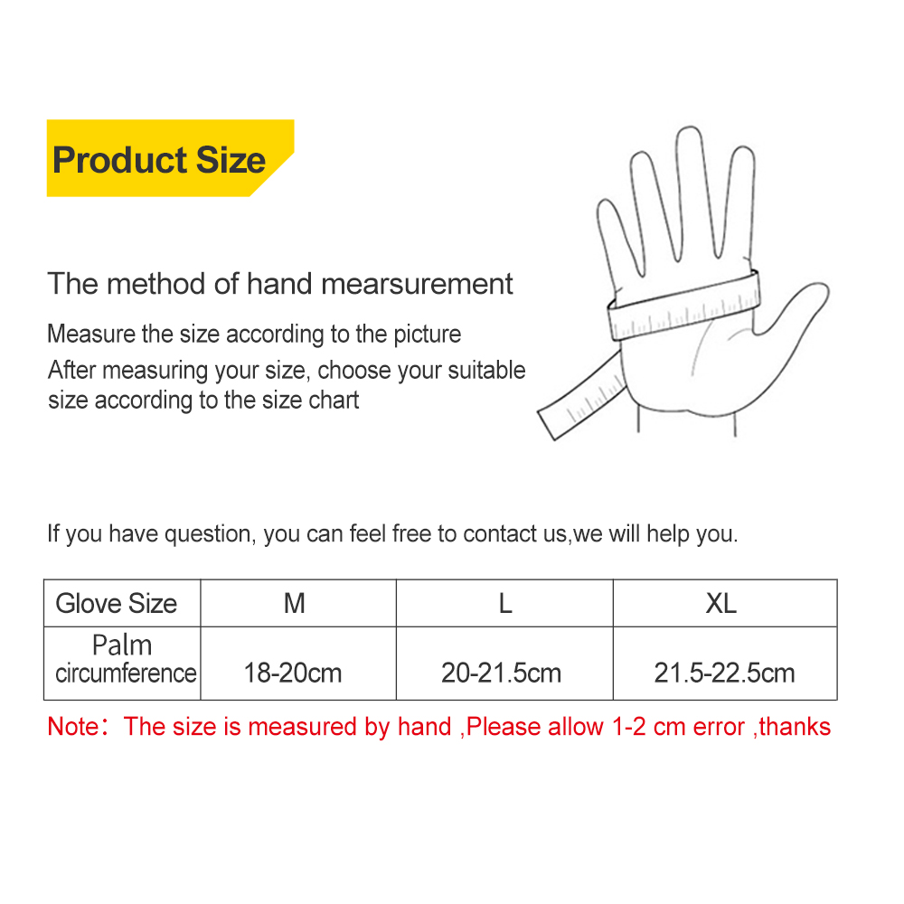 TMT Sports Gym Gloves Half Finger Breathable Weightlifting Fitness Dumbbell Men Women Weight lifting