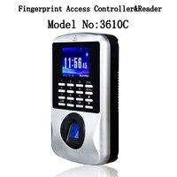 Biométrique Présence D'empreintes Digitales IC Lecteur de Carte + USB Enregistreur Employé Électronique Autonome Poinçon Lecteur Machine Avec 13.56 MHZ
