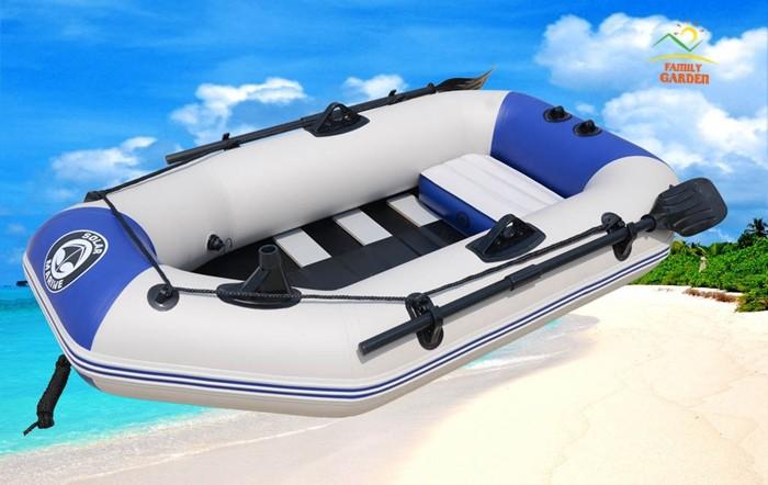 Traditional Wood Pine Pontoon Paddle STORK Inflatable Boat Hulk Camel 1pc