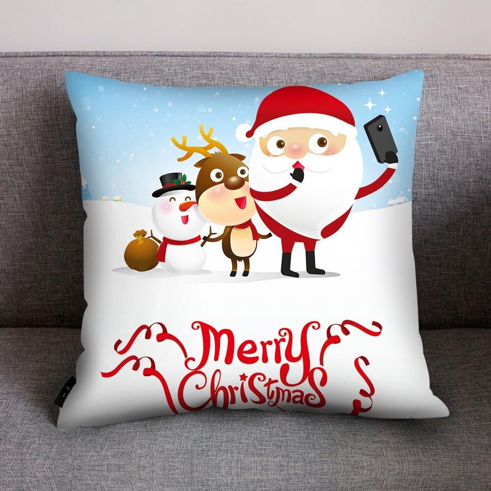 Fashion 2019 Luxury Print Throw Pillow Case Polyester Funda Almohada Pillow Case Cover For Home Fronha Pillows For Living Room