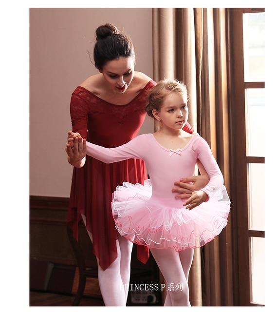 09866e5c602d Toddler Kids Children Ballet Tutu Dress Dance Costume Pink Fairy ...