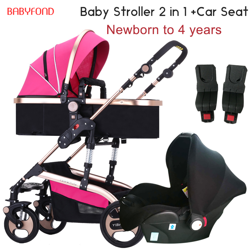 HK Free! brand3 in 1 baby strollers 2 in 1 baby stroller newborn folding baby stroller car seat baby carriage stroller accessory original hot mum baby strollers 2 in 1 bb car folding light baby carriage six free gifts send rain cover